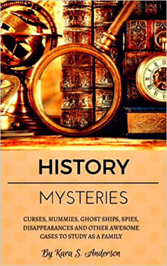 history mysteries Here are 6 of the Sisters' Favorite Books | The Homeschool Sisters Podcast