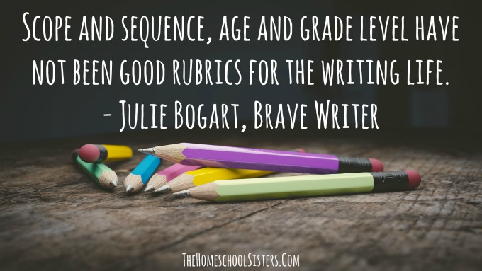 Julie Bogart scope and sequence age and rubric have not been good rubrics for the writing life julie bogart.jpg