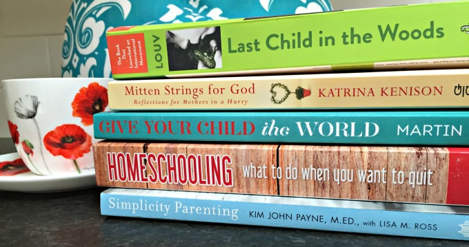 Here are 6 of the Sisters' Favorite Books | The Homeschool Sisters Podcast