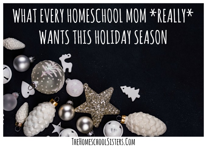 WHAT EVERY HOMESCHOOL MOM REALLY WANTS THIS HOLIDAY SEASON best homeschool resources
