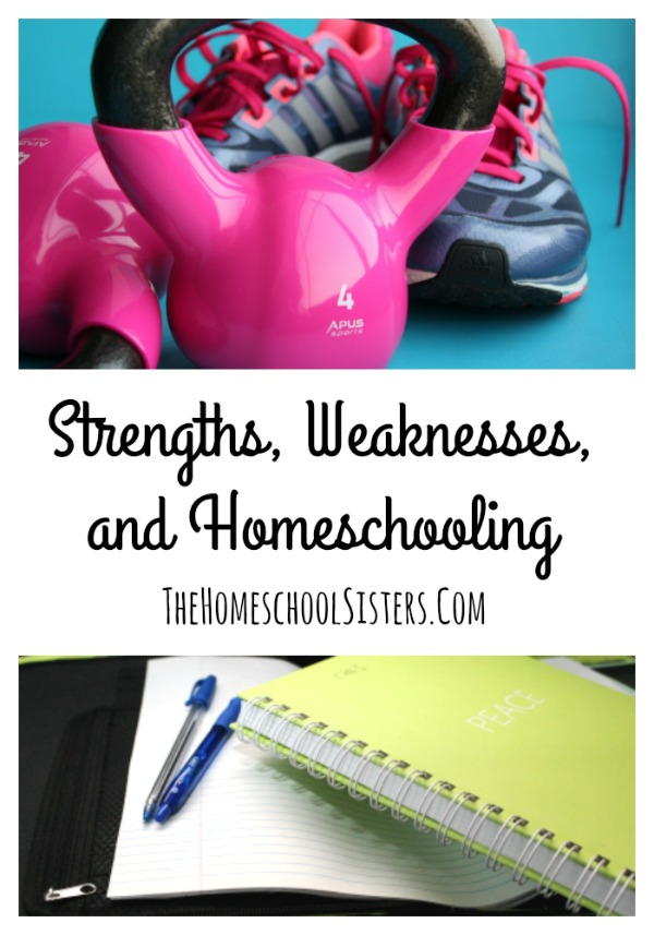 Strengths, Weaknesses, and Homeschooling