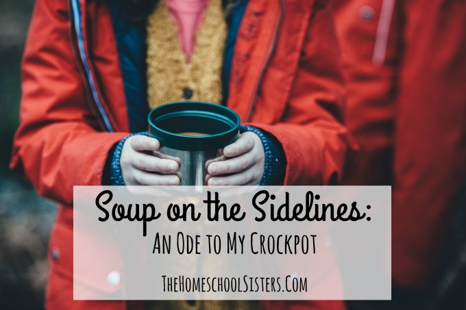 Soup on the Sidelines: An Ode to My Crockpot